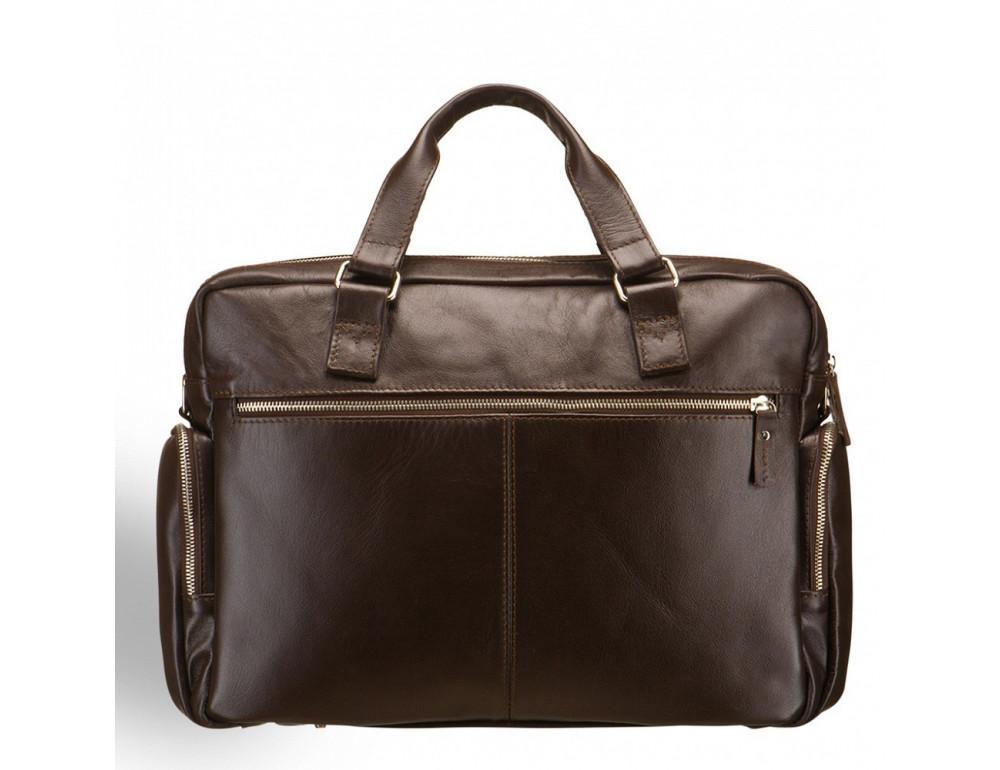 Мужская кожаная сумка Blamont Bn002C - Фото № 2