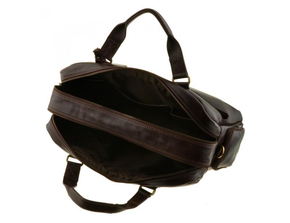 Мужская кожаная сумка Blamont Bn002C - Фото № 3