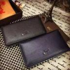 Кожаный клатч Montblanc Wallet4-2664 - Фото № 106