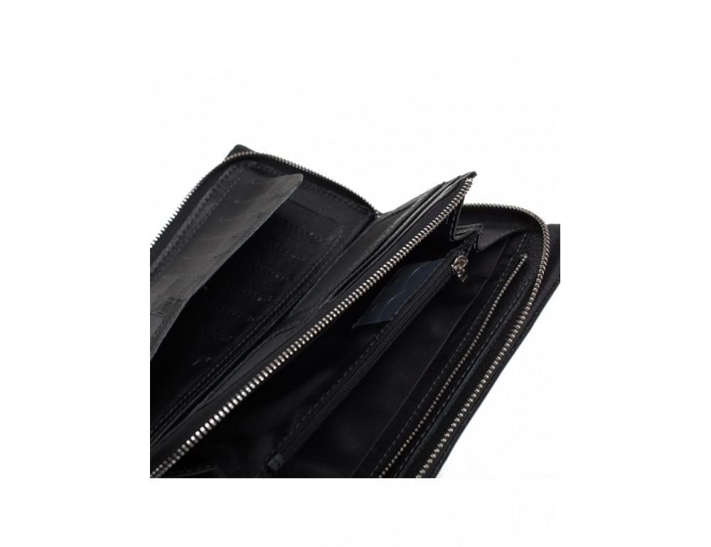 Мужской кожаный клатч Horton Collection TR2M-823 - Фото № 5