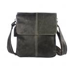 Вінтажна чоловіча сумка через плече Bexhill Bx8006G - Фотографія № 100