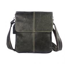 Вінтажна чоловіча сумка через плече Bexhill Bx8006G