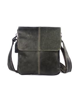 Винтажная мужская сумка через плечо Bexhill Bx8006G