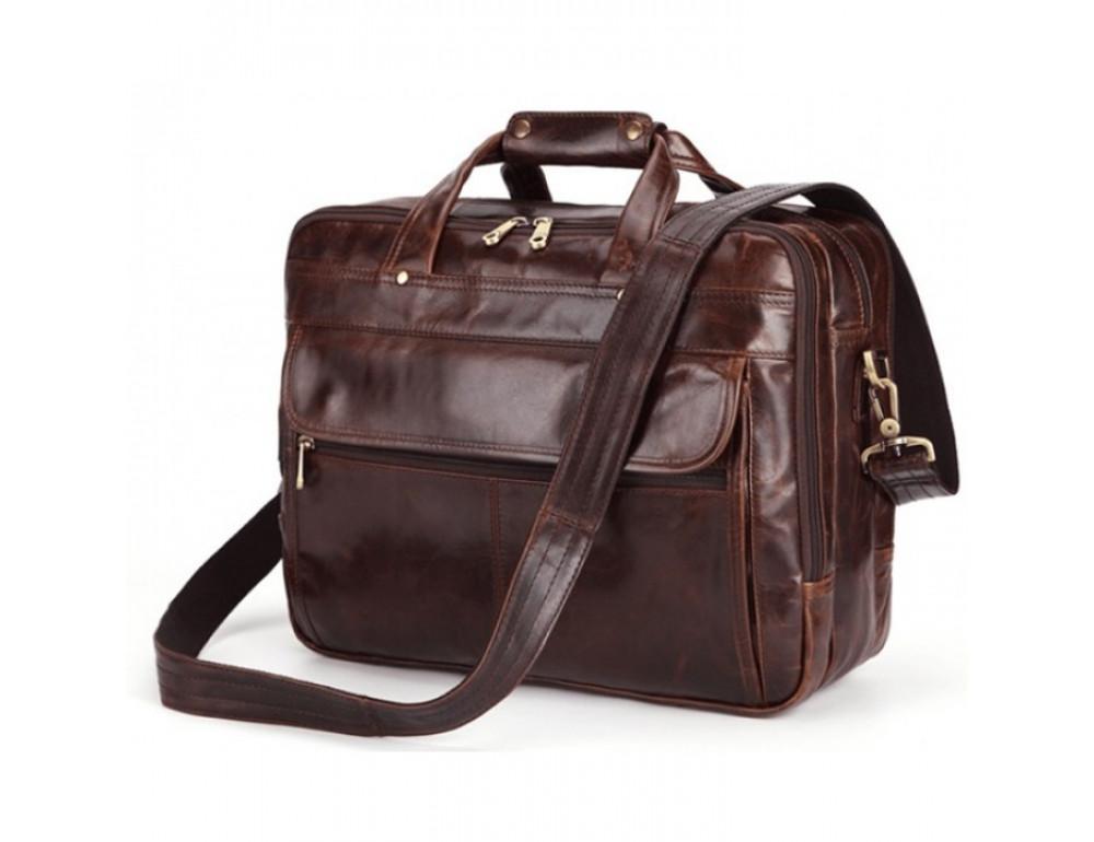 Мужская сумка JASPER&MAINE 7146C - Фото № 1