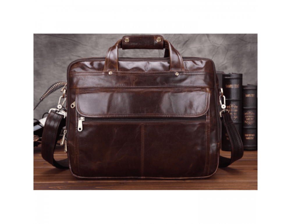Мужская сумка JASPER&MAINE 7146C - Фото № 5