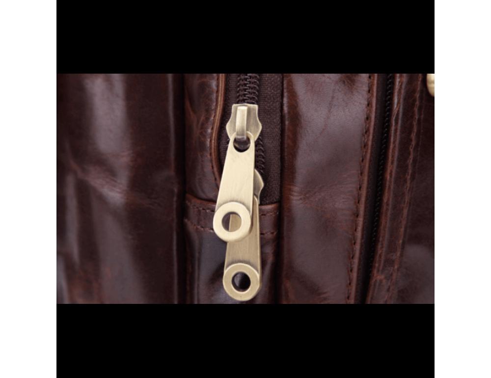 Мужская сумка JASPER&MAINE 7146C - Фото № 10