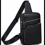 Мужской кожаный мессенджер TIDING BAG A25-6896A - Фото № 100