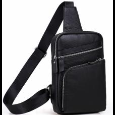 Мужской кожаный мессенджер TIDING BAG A25-6896A