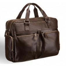 Мужская кожаная сумка Blamont Bn002C