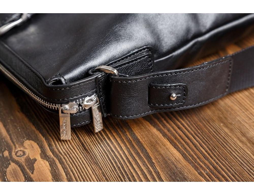 Мужская кожаная сумка Blamont Bn004A - Фото № 4
