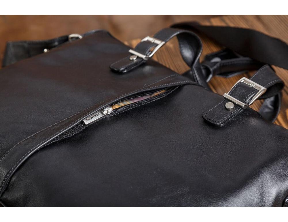 Мужская кожаная сумка Blamont Bn004A - Фото № 5