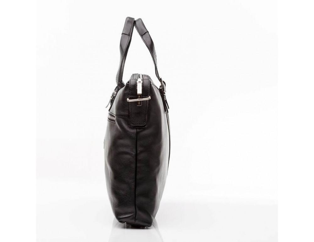 Мужская кожаная сумка Blamont Bn004A - Фото № 10