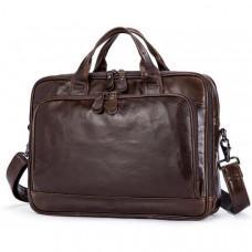 Чоловіча шкіряна сумка JASPER-MAINE 7005Q