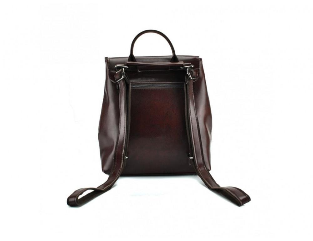 Женский рюкзак Grays GR3-9036B-BP Бордовый - Фото № 3