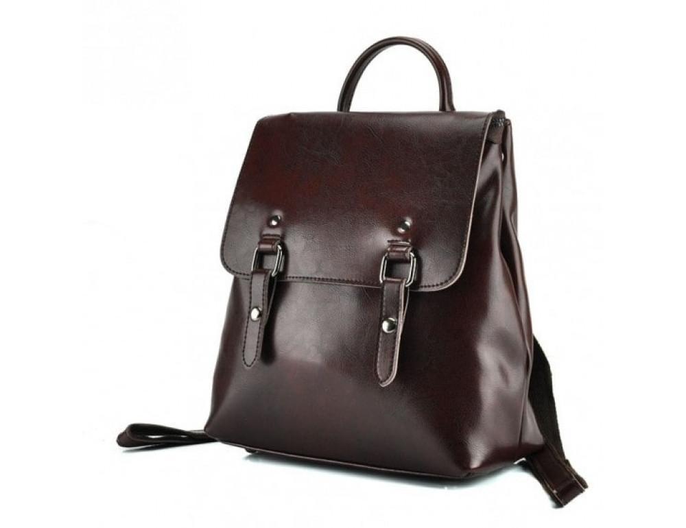Жіночий рюкзак Grays GR3-9036B-BP Бордовий