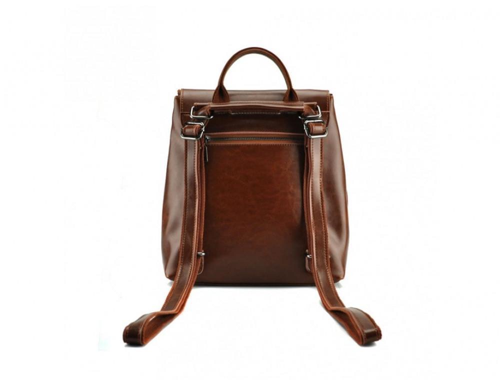 Женский рюкзак Grays GR3-9036LB-BP Cветло - коричневый - Фото № 2