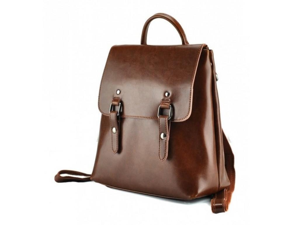 Женский рюкзак Grays GR3-9036LB-BP Cветло - коричневый - Фото № 1