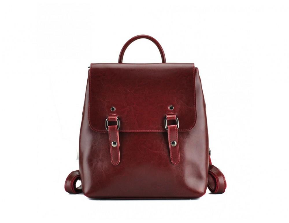 Женский рюкзак Grays GR3-9036R-BP красный - Фото № 3