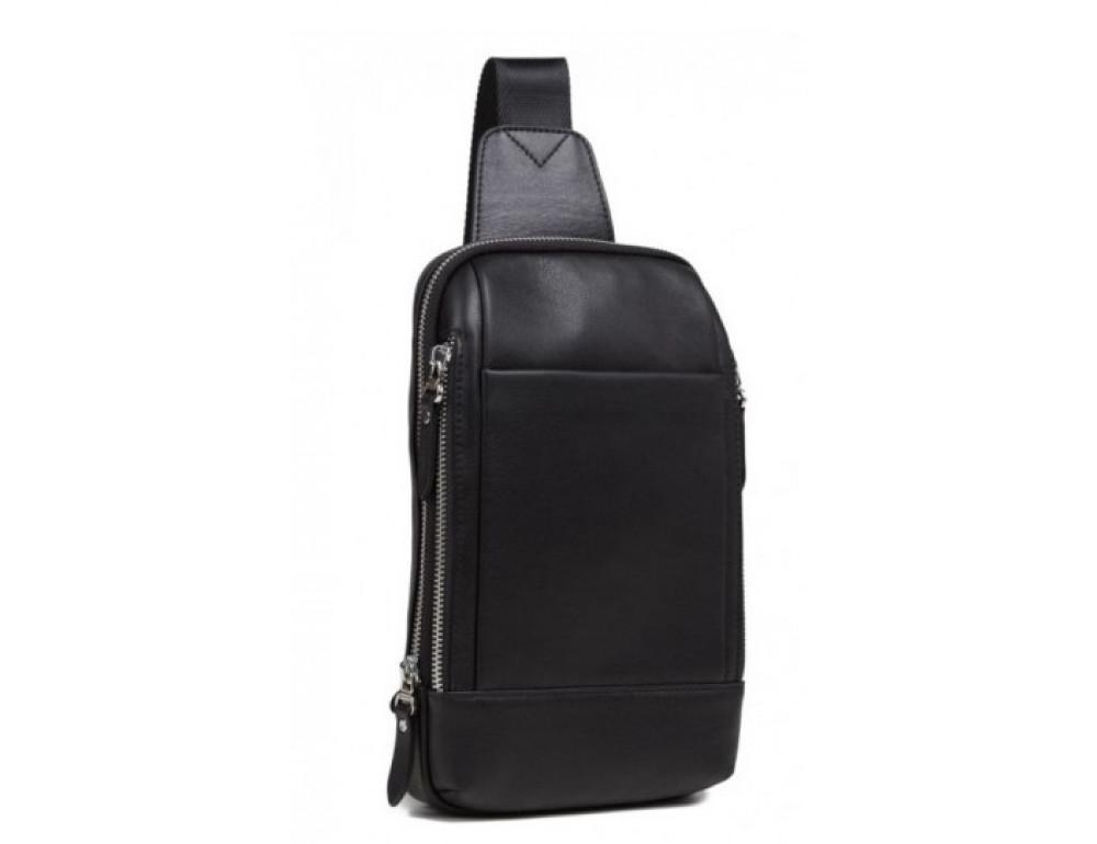 Чоловіча сумка через плече TIDING BAG B3-087A чорна