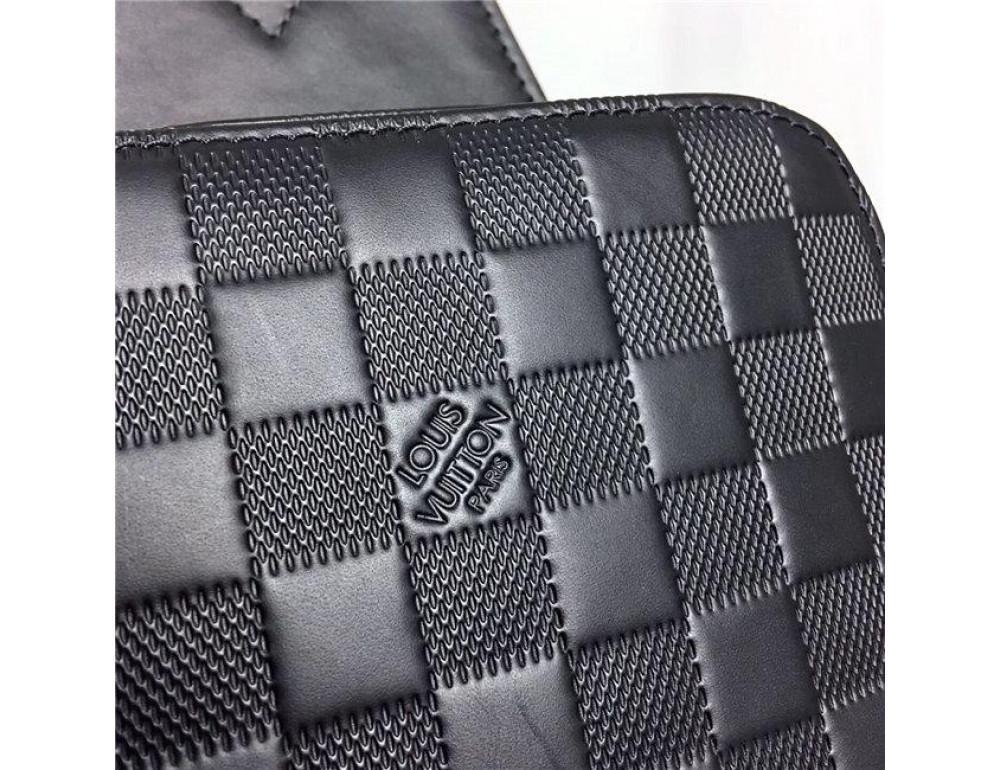Мужской рюкзак Louis Vuitton N41720 чёрный - Фото № 3