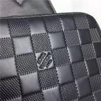 Мужской рюкзак Louis Vuitton N41720 чёрный - Фото № 102