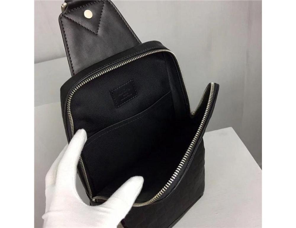 Мужской рюкзак Louis Vuitton N41720 чёрный - Фото № 5