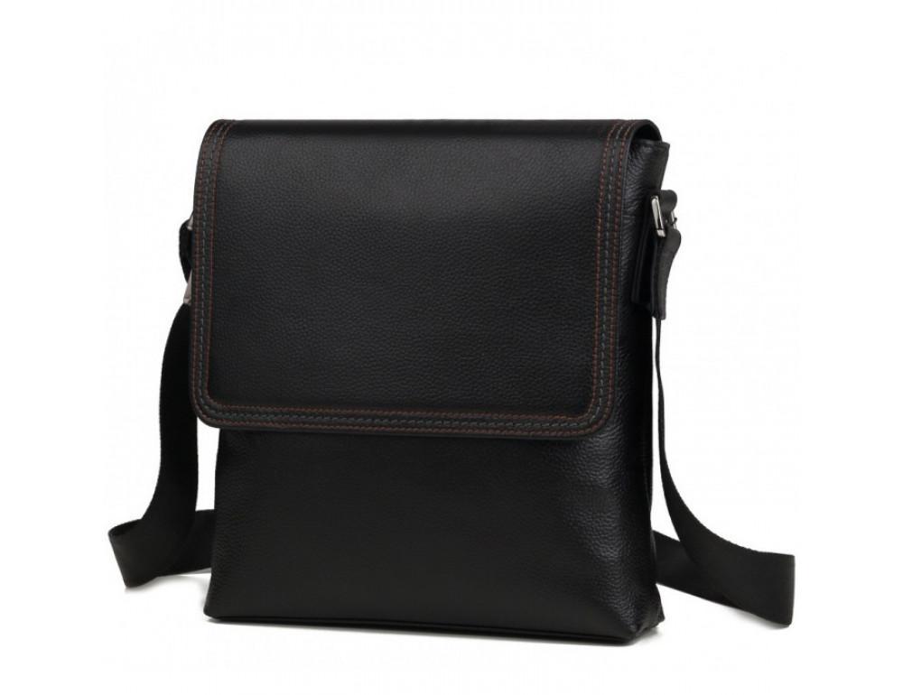 Шкіряна сумка через плече TIDING BAG M9806-1A - Фотографія № 1