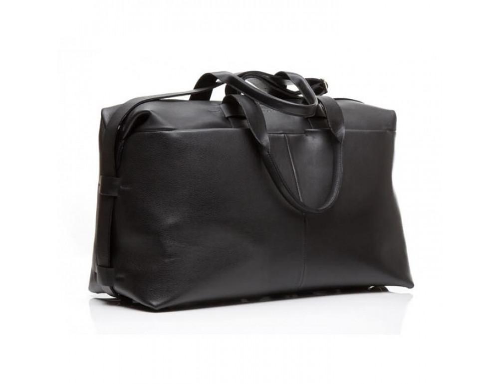 Очень большая дорожная сумка Blamont Bn072A чёрная - Фото № 8