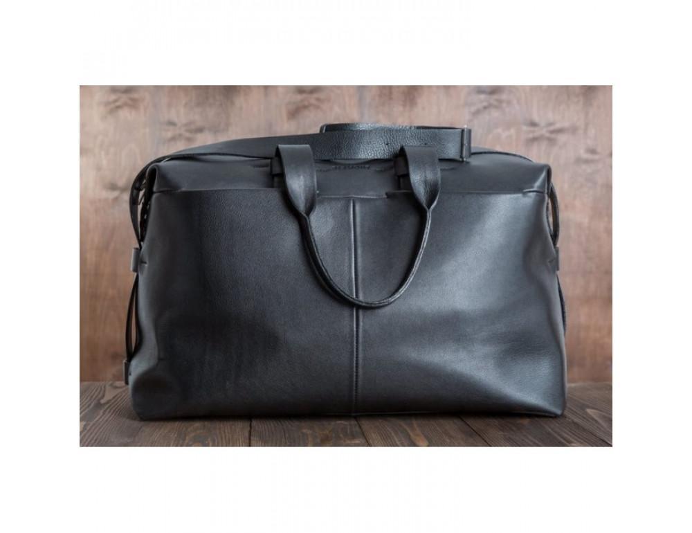 Очень большая дорожная сумка Blamont Bn072A чёрная - Фото № 9