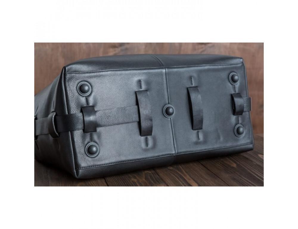 Очень большая дорожная сумка Blamont Bn072A чёрная - Фото № 10