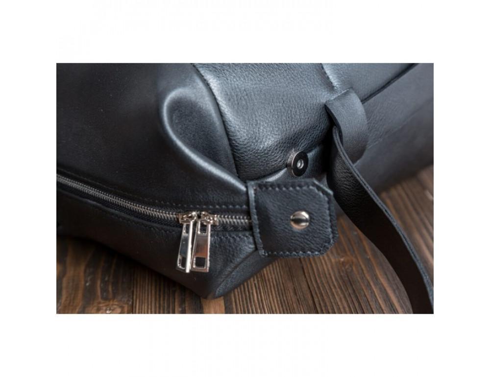 Очень большая дорожная сумка Blamont Bn072A чёрная - Фото № 2