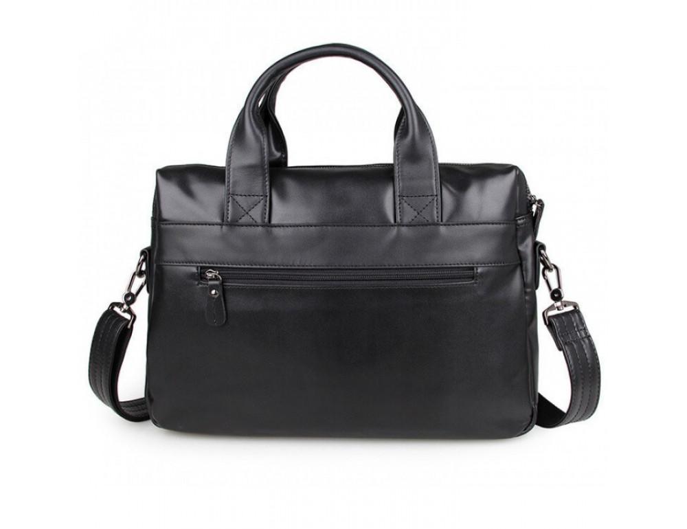 Кожаная сумка для ноутбука JASPER & MAINE 7122A-1 - Фото № 6
