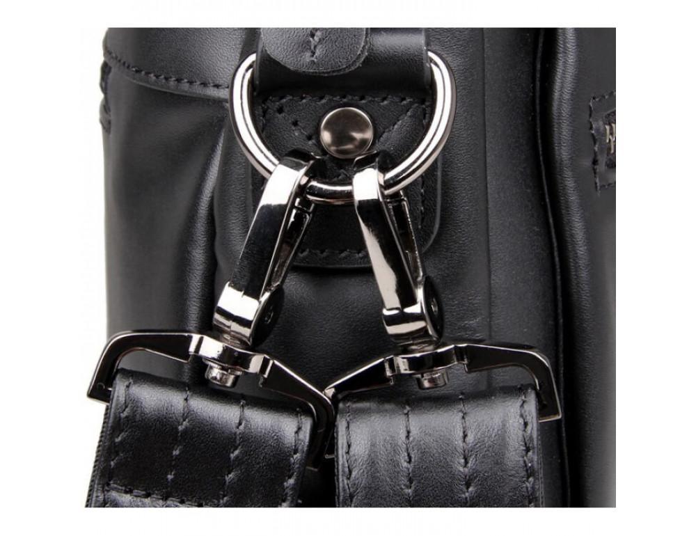Кожаная сумка для ноутбука JASPER & MAINE 7122A-1 - Фото № 9