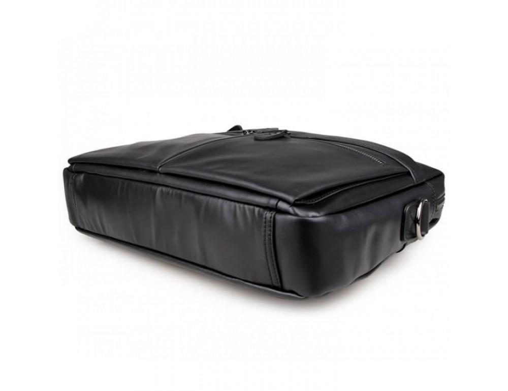 Кожаная сумка для ноутбука JASPER & MAINE 7122A-1 - Фото № 10