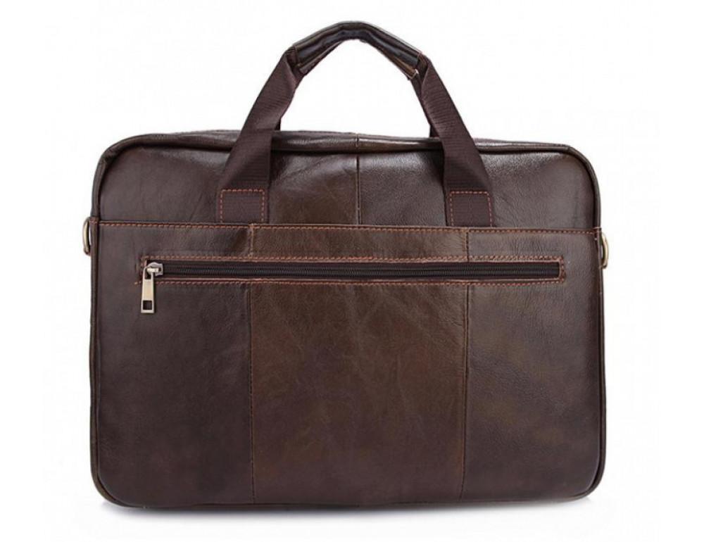 Чоловіча шкіряна сумка під ноутбук Bexhill Bx1128C - Фотографія № 3