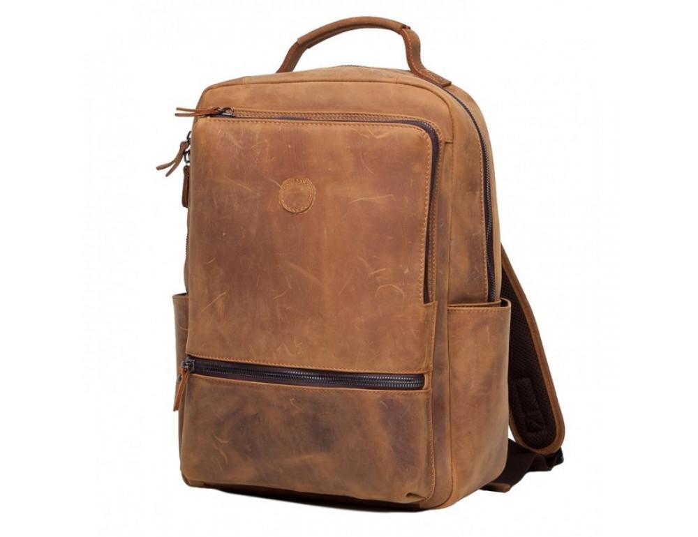 Вінтажний міської рюкзак TIDING BAG t0005 коричневий