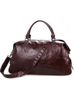 Кожаная дорожная сумка JASPER - MAINE 7071LC