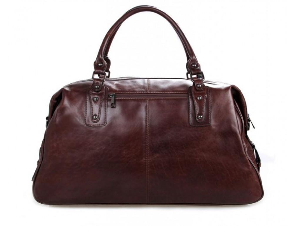 Кожаная дорожная сумка JASPER - MAINE 7071LC - Фото № 2