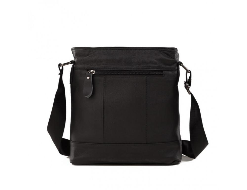 Мужской кожаный мессенджер Tiding Bag M38-3825A - Фото № 4