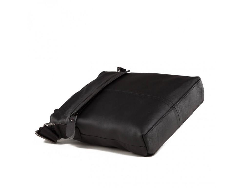 Мужской кожаный мессенджер Tiding Bag M38-3825A - Фото № 3