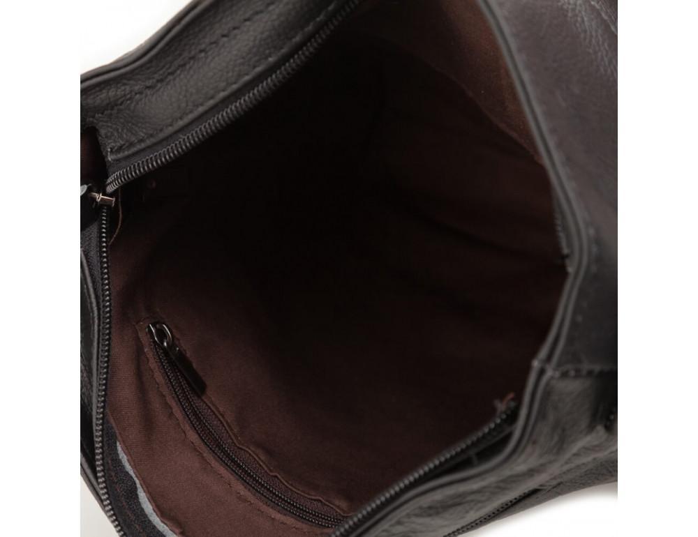 Мужской кожаный мессенджер Tiding Bag M38-3825A - Фото № 5