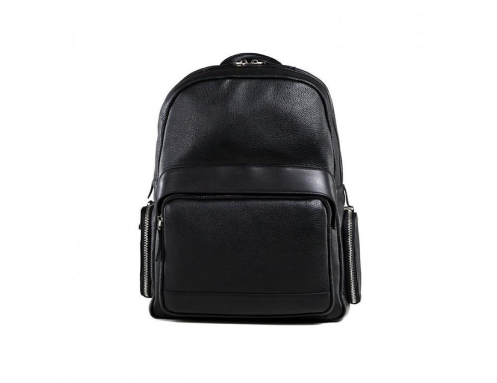 Чоловічий шкіряний рюкзак TIDING BAG B3-047A - Фотографія № 4