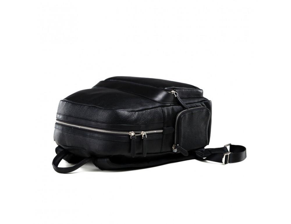 Чоловічий шкіряний рюкзак TIDING BAG B3-047A - Фотографія № 5