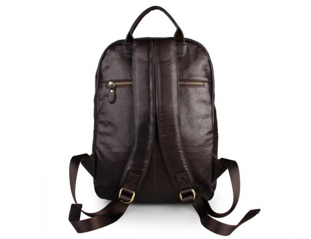 Чоловічий шкіряний рюкзак TIDING BAG 7313Q - Фотографія № 2