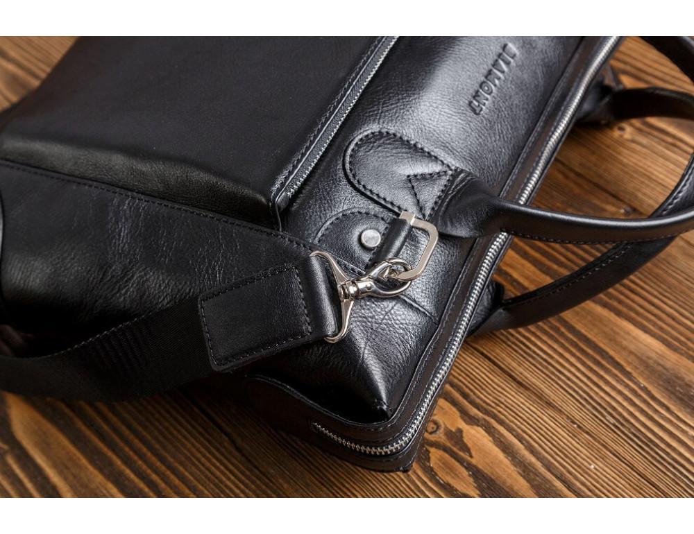 Мужская кожаная сумка Blamont Bn006A - Фото № 5