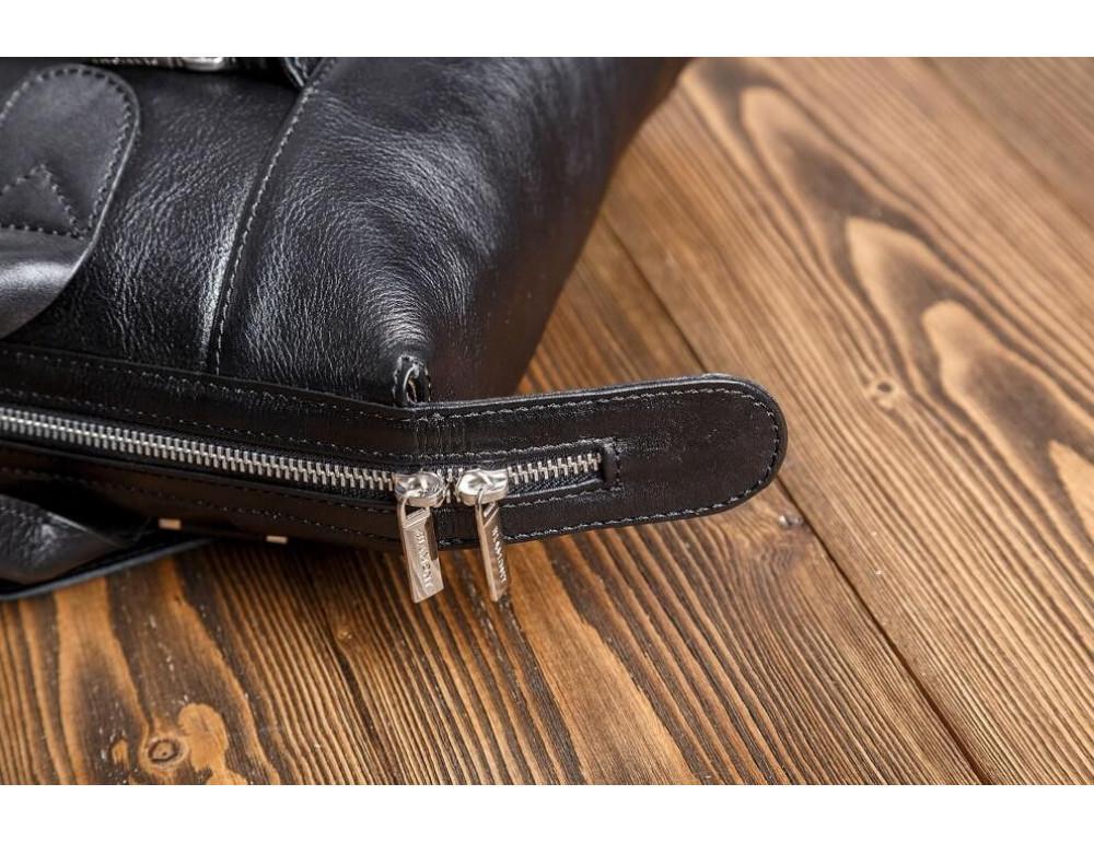 Мужская кожаная сумка Blamont Bn006A - Фото № 9