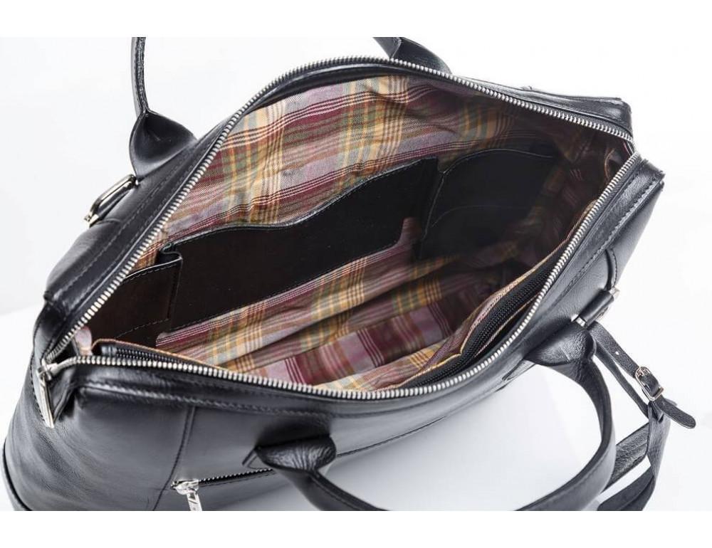 Мужская кожаная сумка Blamont Bn006A - Фото № 8