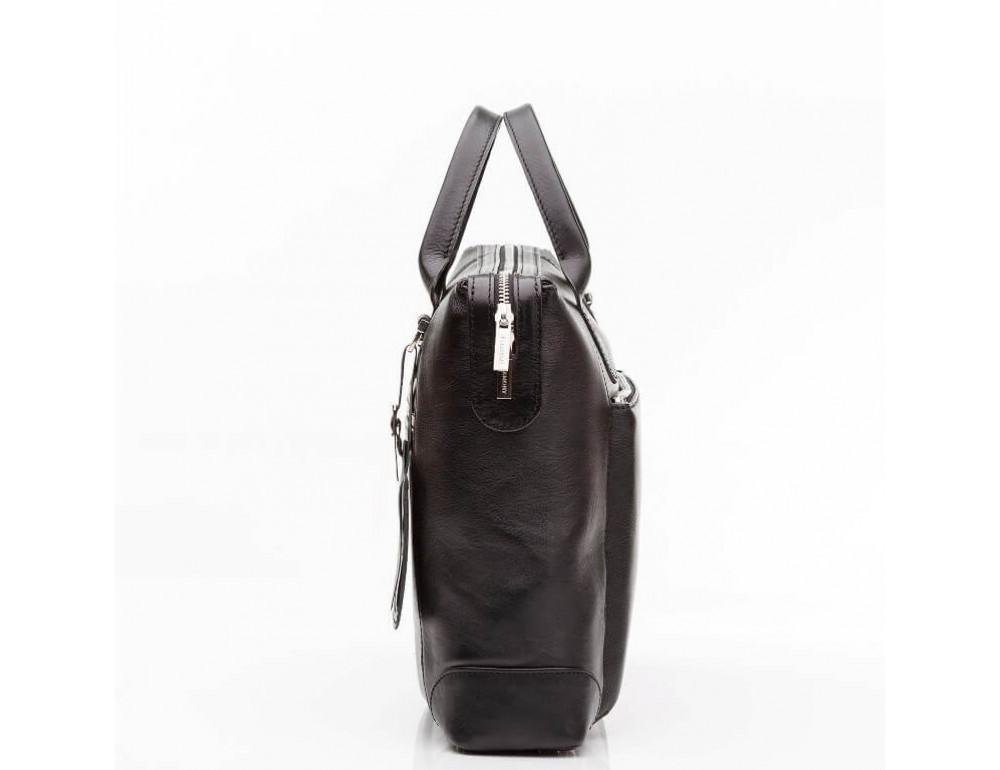 Мужская кожаная сумка Blamont Bn006A - Фото № 11