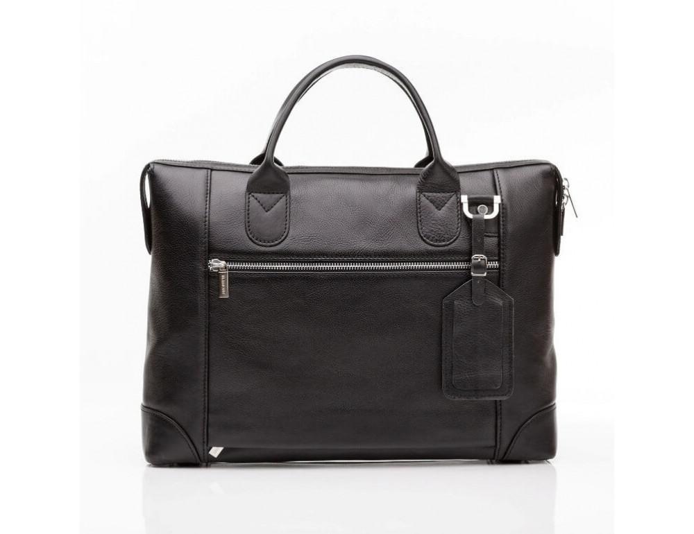 Мужская кожаная сумка Blamont Bn006A - Фото № 12