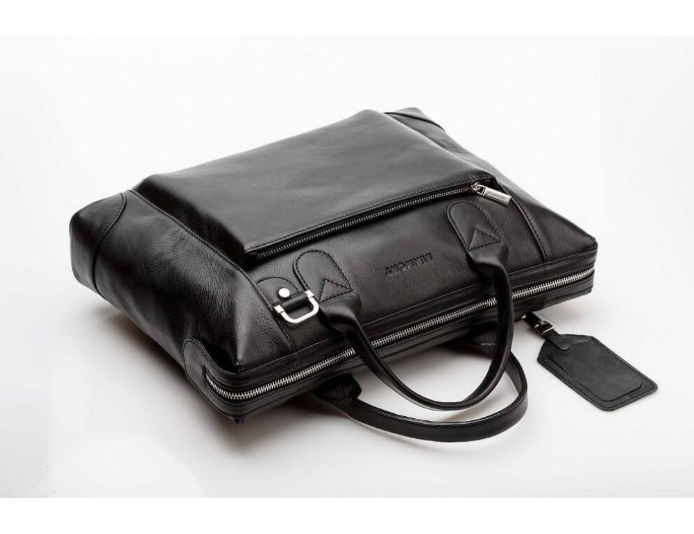 Мужская кожаная сумка Blamont Bn006A - Фото № 14